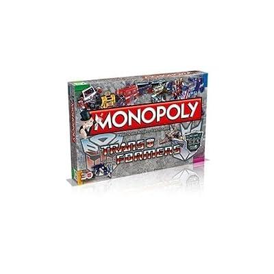 Les transformateurs monopole jeu en famille