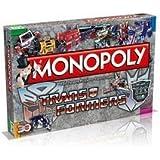 Die Transformatoren Monopol Familie Spiel