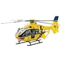 Revell 04659 - Eurocopter EC135 ADAC Kit di Modello in Plastica, Scala 1:32
