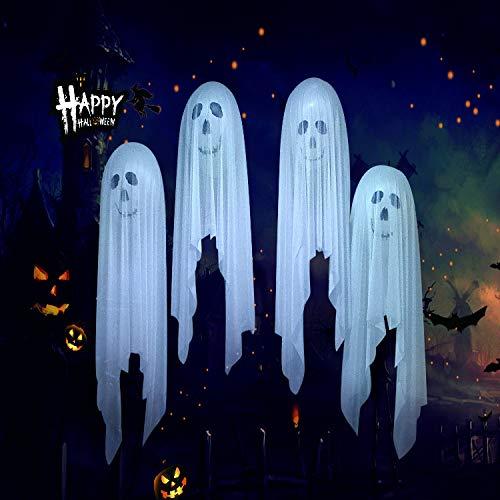 Neue Halloween Ballons Taro Horror Partydekorationen Ghost Festival Explosion Balloons Jeder Beitrag