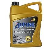Alpine 2T Zweitaktöl (EUR 6/L) Vollsynthetisch 5Liter 5l