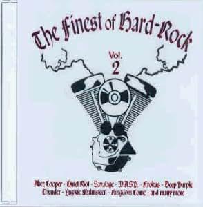 Finest of Hardrock-Vol.2