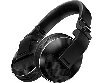 Pioneer hdj-x10 Circumaural Headphones Headphones Headband (M, black, 5 - 40000 Hz; 3500 MW, 106 dB, 32 ohm)