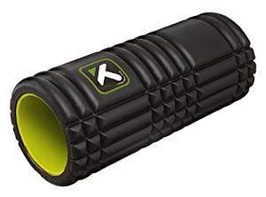 Trigger Point Performance Grid 1.0 Foam Roller - Black, One Size
