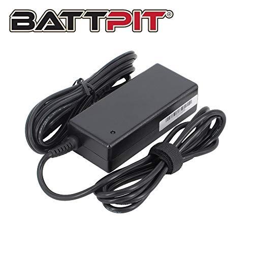 BattPit 75W Laptop Netzteil Ladegerät für Toshiba PA3092U-1ACA PA3241U-2ACA PA3262U-1ACA PA3301U-1ACA PA3365U-1ACA PA3378C-3AC3 PA3378E-3AC3 PA3469E-1AC3 PA3469U-1ACA mit Netzkabel - [15V 5A] -