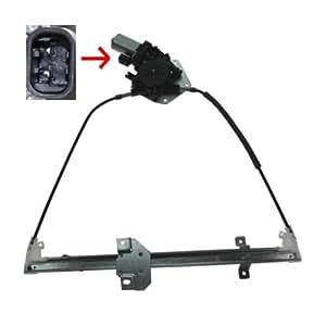 Mécanisme de lève-vitres électrique avec moteur aVANT gAUCHE