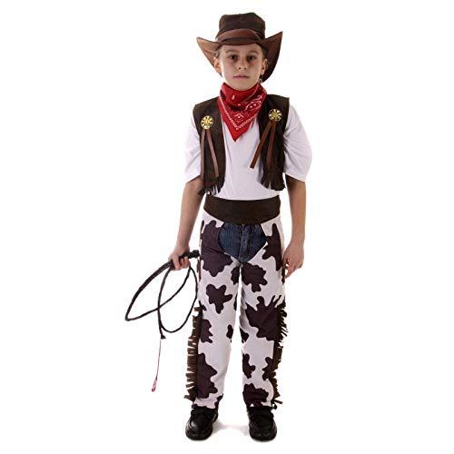 U00411/412/413) im Western-Stil, für Jungen, Cowboy / Sheriff, für Fasching usw., für alle Altersstufen erhältlich ()