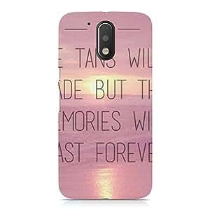 Hamee Designer Printed Hard Back Case Cover for Motorola Moto Z Design 4700