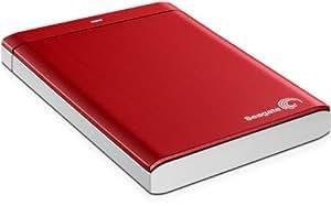 Seagate Backup plus Disque dur externe portable 2,5'' USB 3.0 1 To Rouge