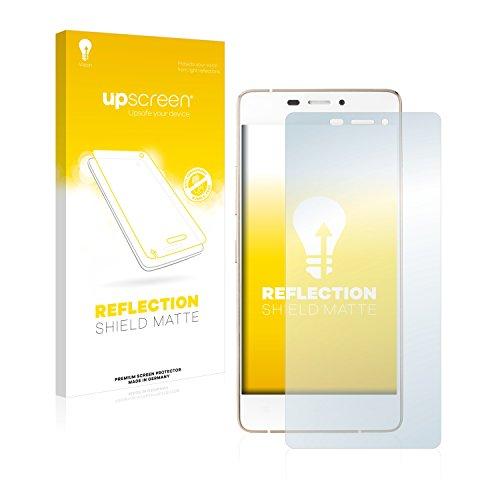 upscreen Entspiegelungs-Schutzfolie kompatibel mit Kazam Tornado 348 - Anti-Reflex Bildschirmschutz-Folie Matt