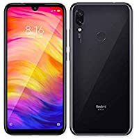 Xiaomi Redmi Note 7 4GB RAM 64GB ROM Snapdragon 660 Octa Core 4000mAh UK, Sim Free, 2 year warranty-Black
