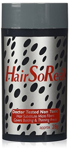 Hair-so-Real (Light Brown), 28g by HairSoReal