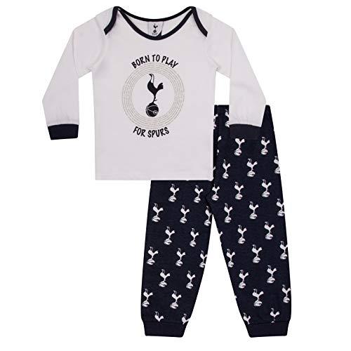 Tottenham Hotspur FC Officiel - Pyjama thème Football - garçon/Enfant/bébé - 18-24 Mois