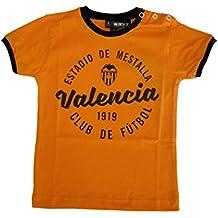 Valencia CF 01CAM023A Camiseta, Naranja, 3A