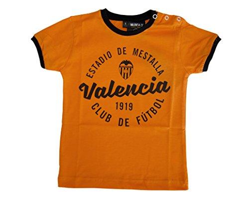 Valencia CF 01CAM021A Camiseta, Naranja, 1A