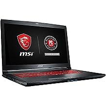MSI GL72M 7RDX800 17,3-Zoll-Performance-Gaming-Laptop i77700HQ GTX 1050 2 8 GB 128 GB SSD + 1 TB SteelSeries rot KB