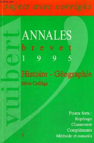 annales-brevet-1995-histoire-geographie-serie-college-points-forts-reperage-classement-complements-m