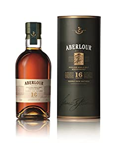 Aberlour 16 Year Old Double Cask Matured Single Malt Scotch Whisky, 70 cl by Pernod Ricard