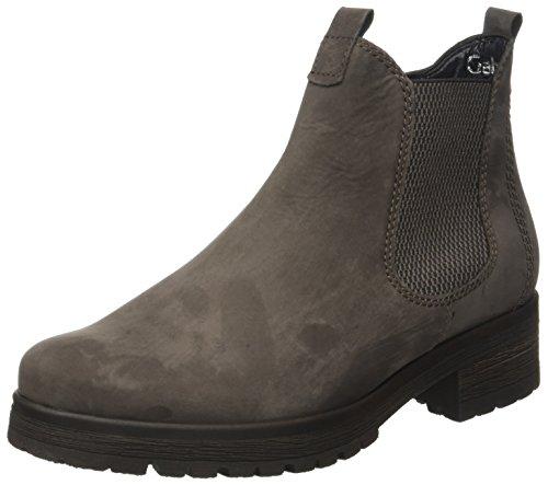 Gabor Damen Comfort Sport Stiefel, Grau (49 Vulcano (Micro)), 41 EU