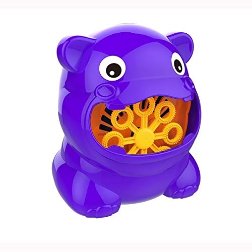 Netter Frosch Automatische Bubble Machine Blower Maker