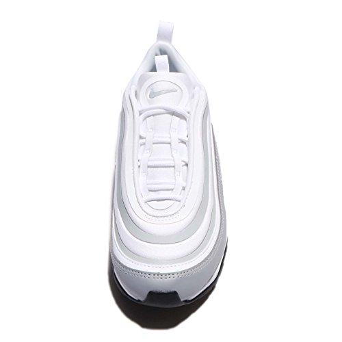 Nike W Air Max 97 Ul '17, Scarpe da Ginnastica Donna Bianco (Whitepure Platinumwolf Grey102)