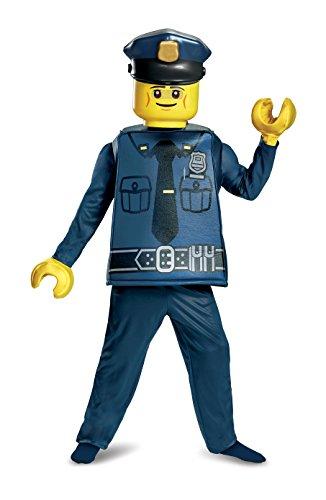 Kostüm Joker Lego - LEGO Iconic 18237L-PK1-EU Kostüm, blau