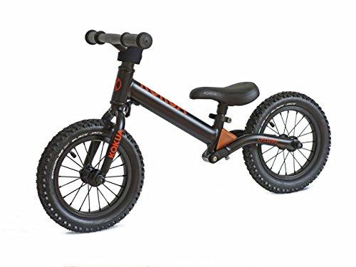 Preisvergleich Produktbild LIKEaBIKE jumper -schwarz- (KOKUA Like a Bike jumper schwarz) Sonder-Edition - alle Teile matt-schwarz