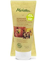 MELVITA Duo Gommage de douche Fruits Jaunes - 2x200ml