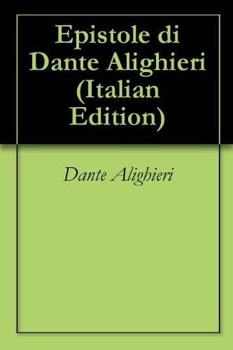 Epistole di Dante Alighieri