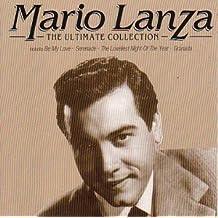 Mario Lanza Ultimate Colln [CASSETTE]
