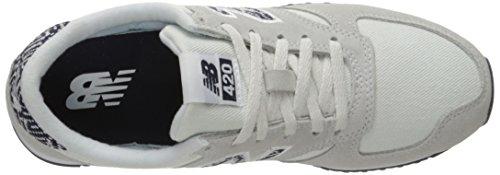 New Balance420  Running Lifestyle Fashion Sneaker - sneaker da corsa alla moda 420 Lifestyle donna Artic Fox/Pigment
