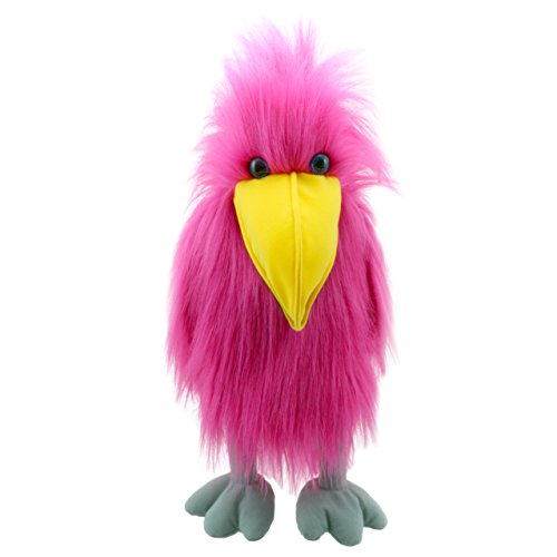 The Puppet Company - Birds Colorido - Pink Bird Hand