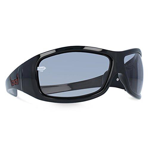 gloryfy G3 peak transformer unbreakable Sonnenbrille, schwarz