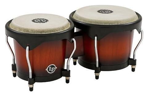 Latin Percussion LP810204 City Bongos - Vintage Sunburst