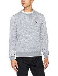 Champion Crewneck Sweatshirt-C-Logo, Sweat-Shirt Homme