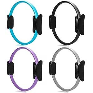 #DoYourFitness® Pilates Ring ca. 36cm Durchmesser | gezieltes Training von Arm- & Beinmuskulatur – Yoga Gymnastik Aerobic Core-Trainer