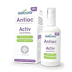 Salcura Antiac ACTIV Spray 100ml