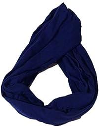 Nike Unisex Infinite Twist Scarf One Size Blue