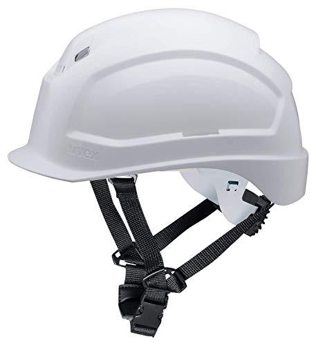 Uvex 9772034 Schutzhelm für die Baustelle - Bauhelm für Erwachsene - Weiß