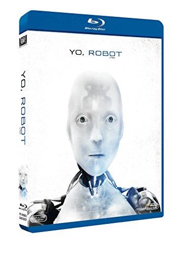 Yo, Robot – Colección Icon [Blu-ray] 41XARgOT9BL