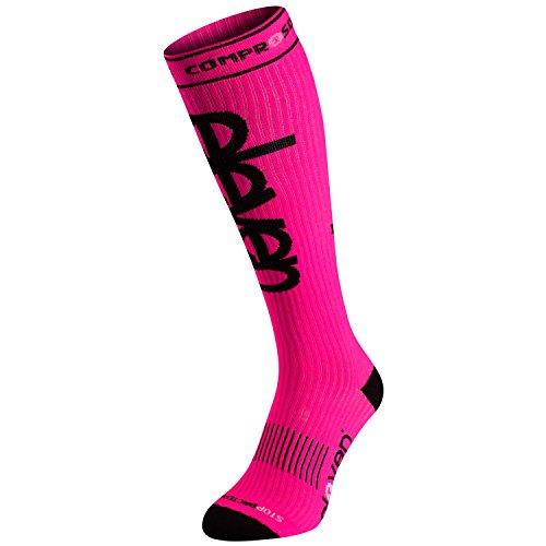 Calcetines de compresión Eleven para running, ciclismo, triatlón, fitness, crossfit y para viajes en avión (Hombre y Mujer)