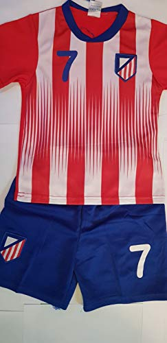 4F sport performance Maillot Short Calcetines Atlético