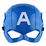 #10: SK-tm Pack of 2 Super Hero Mask-Iron man & Captain America