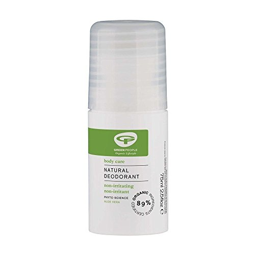 Green People - Natural Deodorant - Aloe Vera - 75ml (Case of 12)