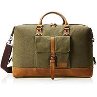 حقيبة دفل قماشية من امازون بيسكس, , اوليف - ZH1708139D