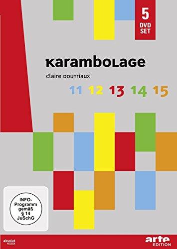 Bild von Karambolage 11 - 15 [5 DVDs]