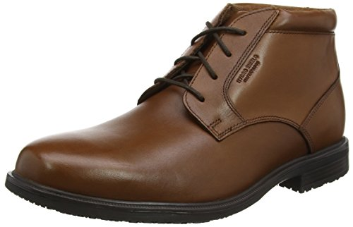 Rockport Men's Essential Detail Ii Chukka Boots, Brown (Brown), 9 UK 43...