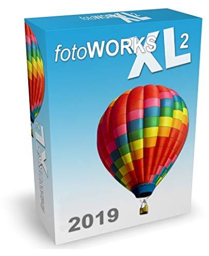 Fotoworks XL 2 (2019er Version) Bildbearbeitungsprogramm zur Bildbearbeitung in Deutsch - umfangreiche Funktionen beim Fotos bearbeiten und einfache Handhabung im Fotobearbeitungsprogramm