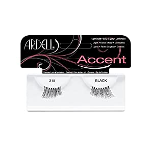 Ardell Accents Lashes 315 Black