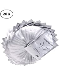 Multiware 20 Paires De Patchs Gel Yeux Extension De Cils